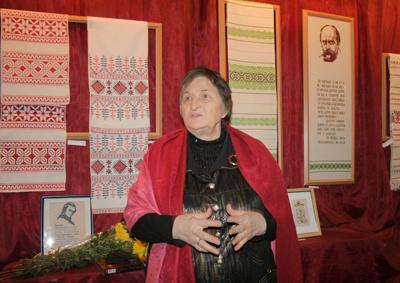 вышивальщица из Краматорска