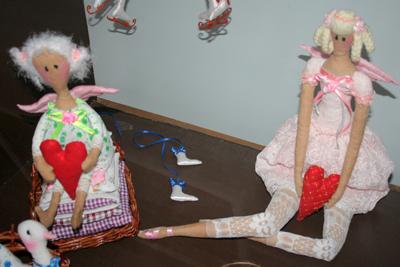 Скандинавские куклы своими руками 35