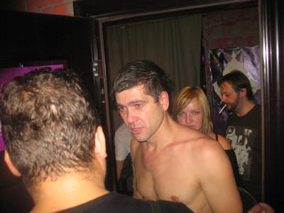 Отчет о концерте группы Сплин в Донецке