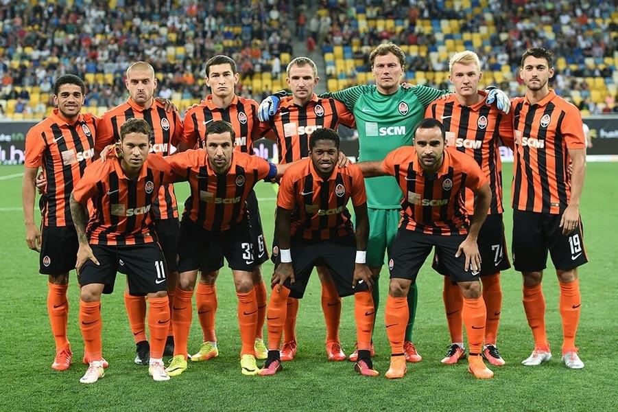 Донецкий «Шахтер» вышел вгрупповой этап Лиги Европы