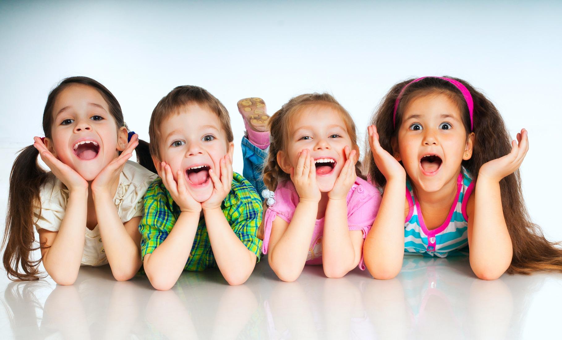 Обучение языку детей дошкольного возраста