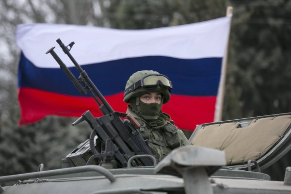 Западные специалисты подчеркнули сосредоточение русских войск вблизи границы с Украинским государством