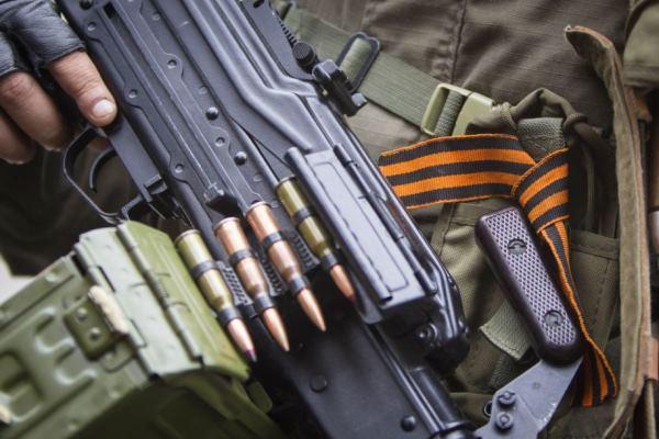 Взоне АТО всубботу боевики 26 раз открывали огонь— Штаб