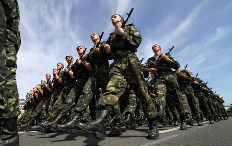 Как возрастут заработной платы украинских военных в последующем году