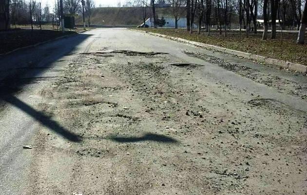 В Краматорске полиция провела контрольное обследование автодорог