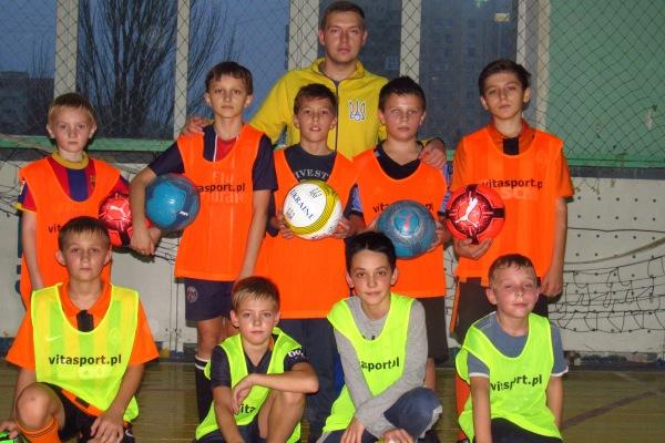 kramatorsk liga shkolnogo futbola 1