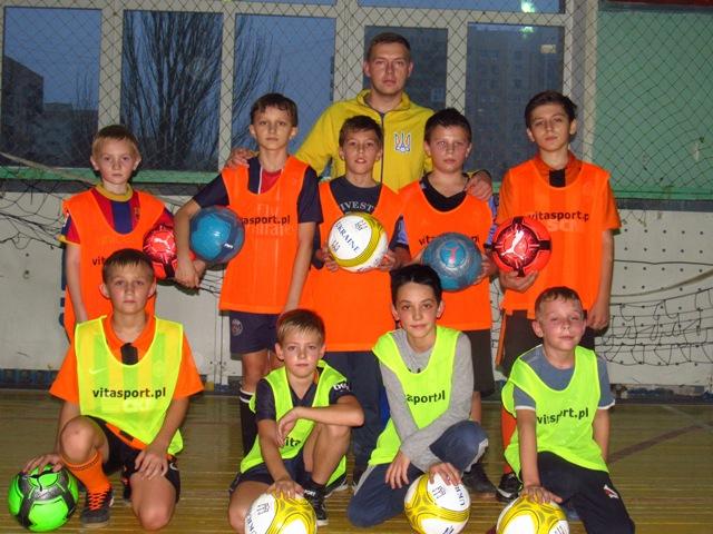 kramatorsk liga shkolnogo futbola 2