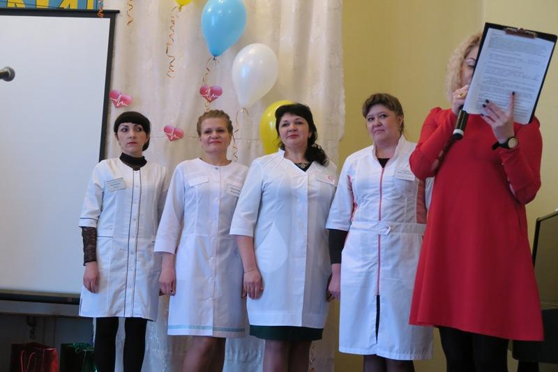 Прошёл конкурс медсестёр
