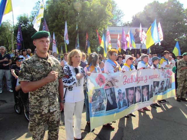 marsh den osvobozhdenija kramatorsk 1