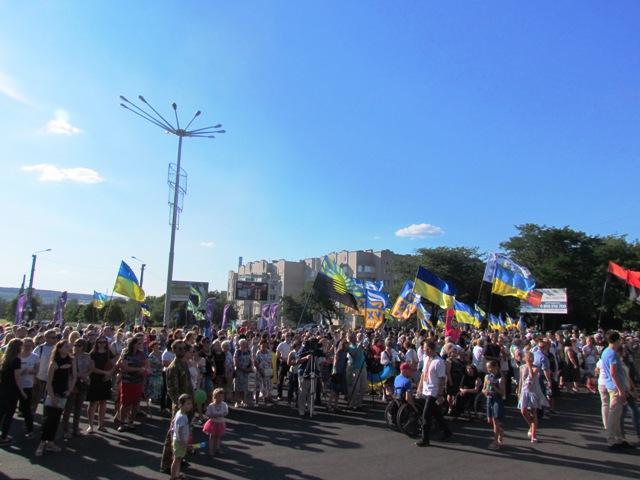 marsh den osvobozhdenija kramatorsk 11