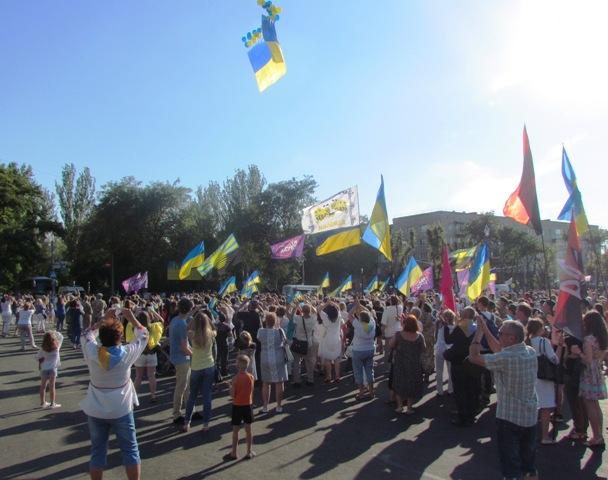 marsh den osvobozhdenija kramatorsk 13