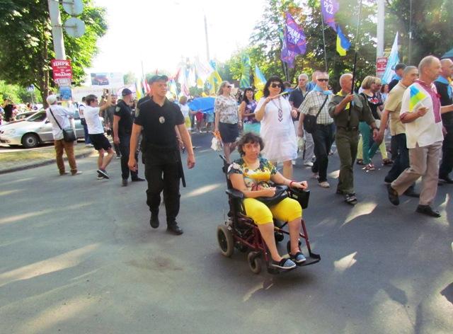 marsh den osvobozhdenija kramatorsk 2