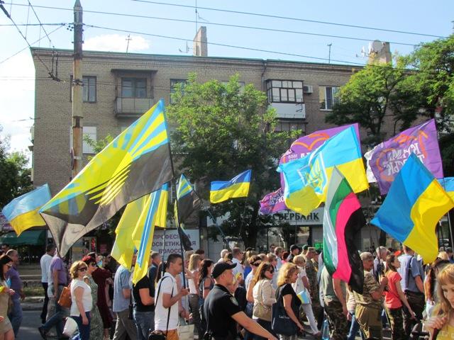marsh den osvobozhdenija kramatorsk 4