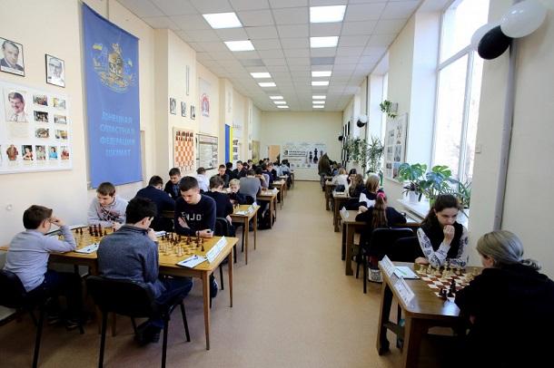 V Kramatorske opredelili chempionov Ukrainy po shahmatam sredi juniorov do 20 let 1