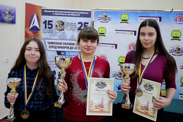 V Kramatorske opredelili chempionov Ukrainy po shahmatam sredi juniorov do 20 let 4