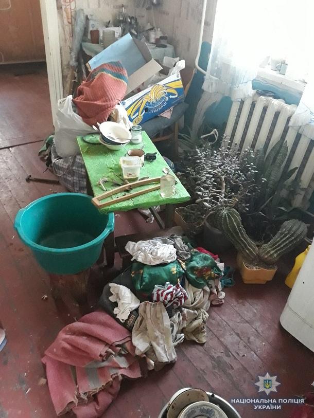 V Kramatorske pravoohraniteli zabrali troih detej u neradivoj materi 6