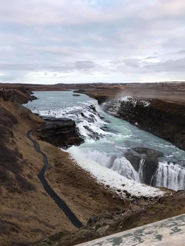 Devushka iz Kramatorska stala delegatom Globalnogo Foruma zhenshhin liderov v Islandii 1