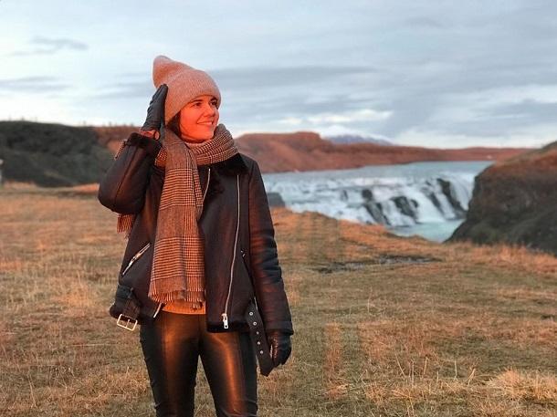Devushka iz Kramatorska stala delegatom Globalnogo Foruma zhenshhin liderov v Islandii 3
