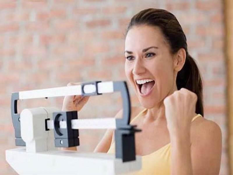 Как сбросить кг за неделю